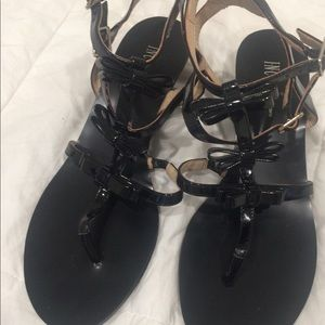 INC Wedge Sandals